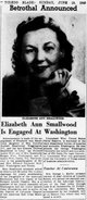 Elizabeth Ann <I>Smallwood</I> Wier