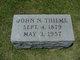 John N. Thieme