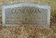 "Raymond Anthony ""Ray"" Gunerman"