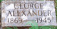 George Everett Alexander