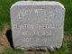 Lucy F. <I>Lee</I> Theobold