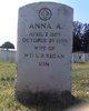Anna A <I>Archibald</I> Regan