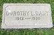 Dorothy L. Dady