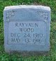 Rayvaun Wood