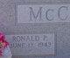 Ronald Pierce McCray