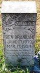 Profile photo:  Ben Branham