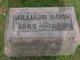 Willard C Davis