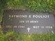 Raymond Edward Pouliot