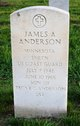 """James A """"Jimmy"""" Anderson"""