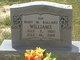 Mary Marie <I>Ballard</I> Williams