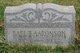 Earl W Aaronson