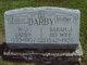 Sarah Jane <I>Mouger</I> Darby