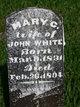 Mary Catherine <I>Massey</I> White