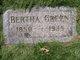 Bertha Green