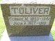Julia Ann <I>Thomas</I> Toliver