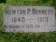 Newton P Bennett