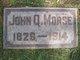 John Quincy Morse