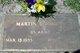 """Martin Samuel """"Junior"""" Tollar"""