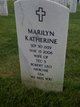 Marilyn Katherine <I>Grossell</I> Merchie