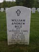 William Andrew Belz