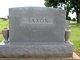 George Carter Saxon Sr.