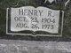 Henry Richard Hensel