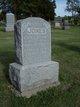 Sarah Jane <I>Lasure</I> Jones