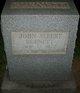 Dr John Albert Burnett