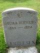 Profile photo:  Adelia Ann <I>Milligan</I> Bertelsen