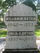 Profile photo:  William Ward Botkin