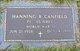 """Hanning Burton """"Zeke"""" Canfield"""