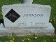 Harold Thomas Johnson