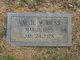Vallie W <I>Williams</I> Riess