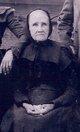 Profile photo:  Mary A. <I>Mulkey</I> Reddick