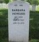 Barbara <I>Howard</I> Foley