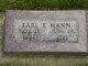 Earl F Mann