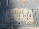 Goldie Belle <I>Barnes</I> West