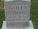 Elijah May Bailey