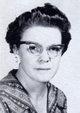 Profile photo:  Pauline <I>Brown</I> Bostick