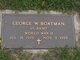 George W Boatman