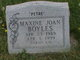 Maxine Joan <I>Petre</I> Boyles