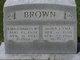 Nora Etna <I>Brown</I> Brown