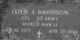 Loyd James Davidson