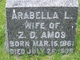 Profile photo:  Arabella <I>Love</I> Amos