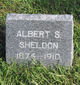 Profile photo:  Albert S Sheldon