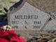 Mildred Eslick