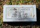 John Clarence McLeod