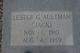 "Lester Green ""Jack"" Aultman"