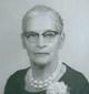 Profile photo:  Nellie <I>Voss</I> Terlouw