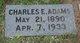 Charles Ernest Adams